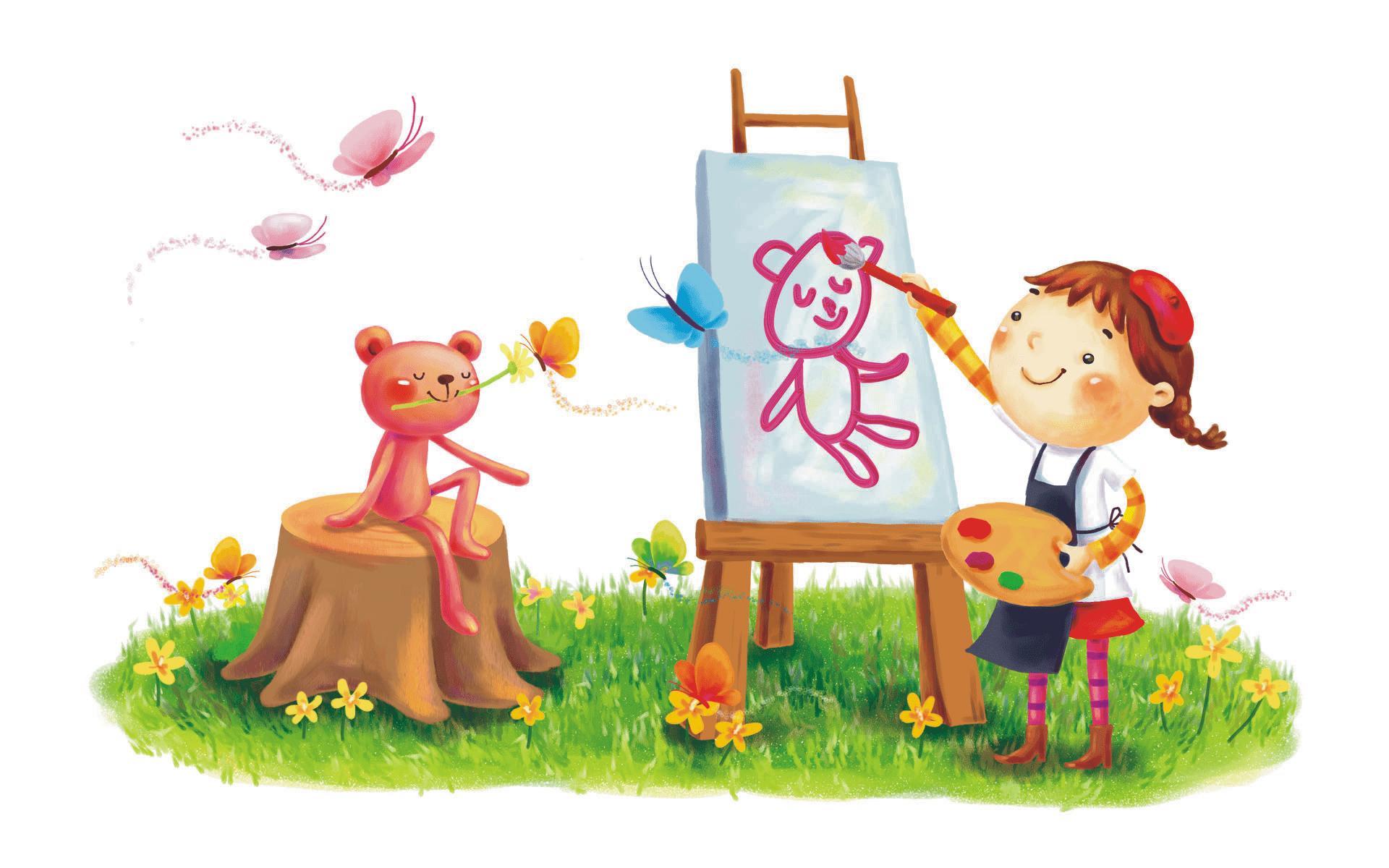 творчество - рисование